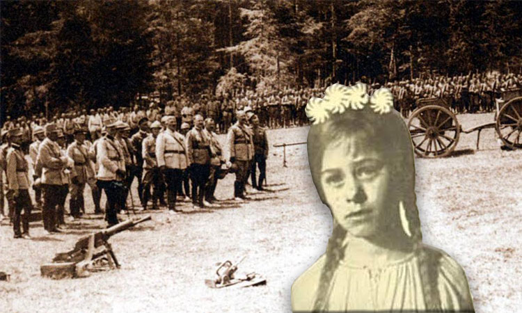 Mariuca lupta de la MArasesti
