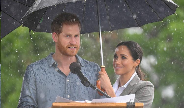 Meghan și prințul Harry