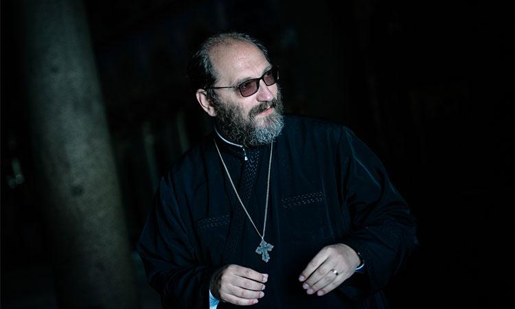 parintele Constantin Necula