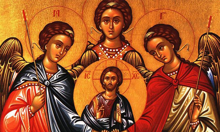 mesajele arhanghelilor Mihail, Gavril si Rafail