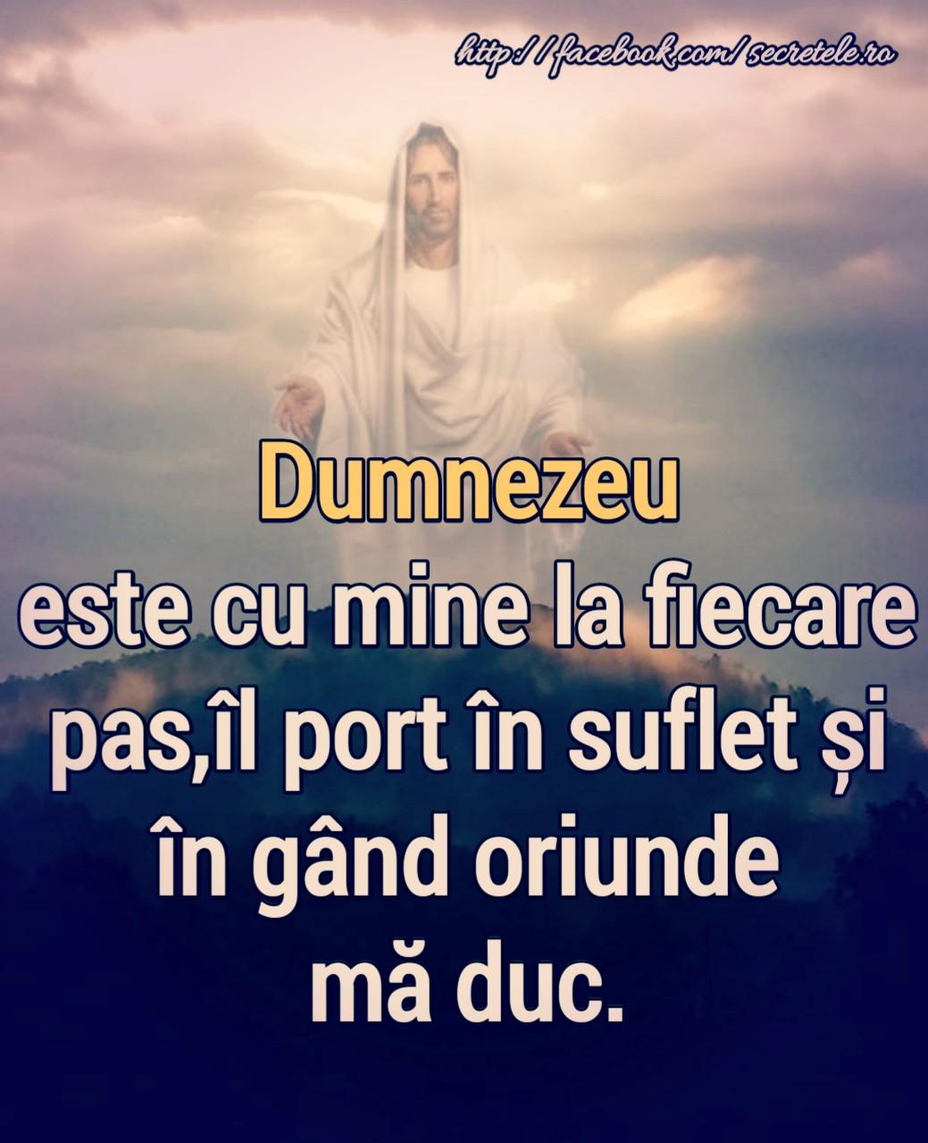 Dumnezeu este cu mine