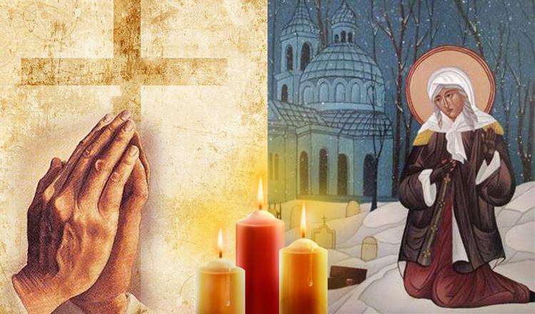 Rugăciunea către Sfânta Xenia