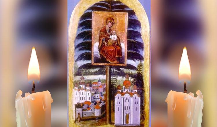 Cinstirea Icoanei Maicii Domnului din Eleț
