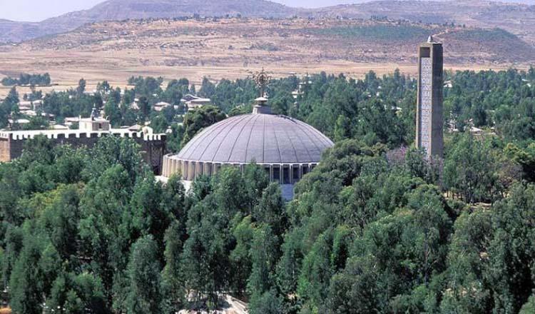 Masacru la Biserica Ortodoxă Orientală din Etiopia