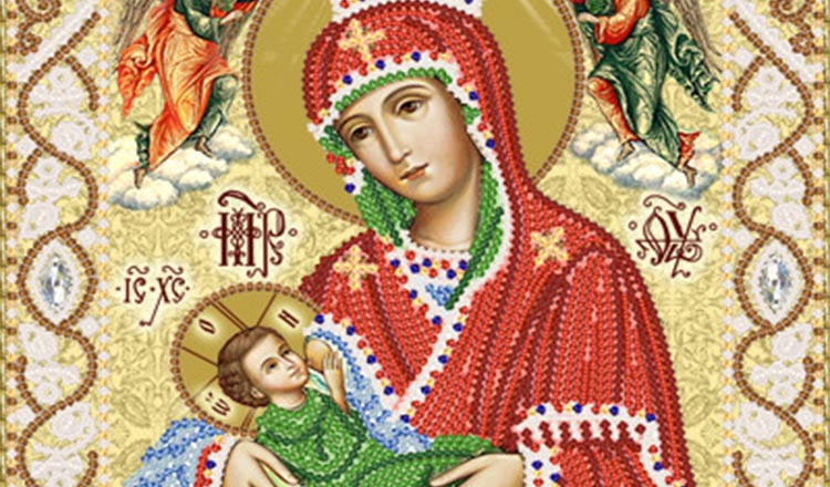 Rugăciunea tămăduitoare către Fecioara Maria