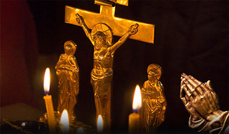 Rugăciunea Sfintei Cruci