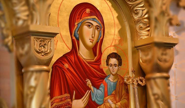 Rugăciune către Maica Domnului pentru curățire de patimi