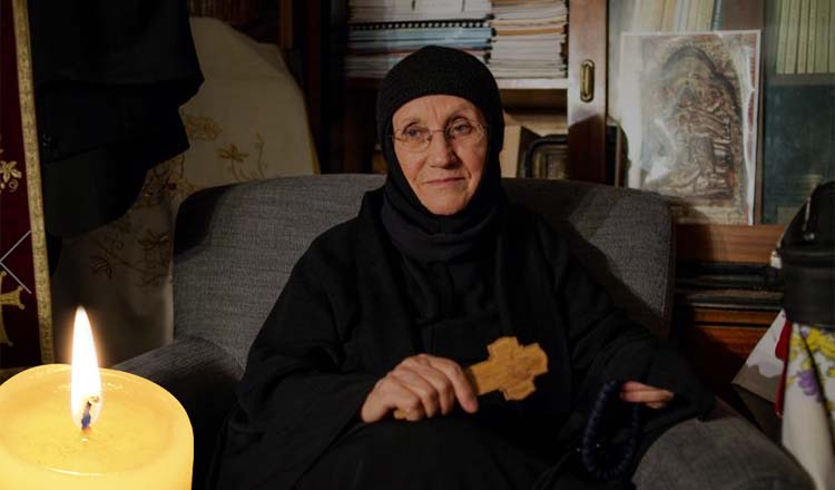 Maica Siluana Vlad a murit